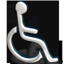 Software per l'utilizzo delle apparecchiature da parte di utenti con disabilità