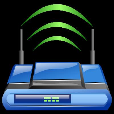 Access point per esterni / hotspot utili per offrire informazioni utili in collegamento wireless
