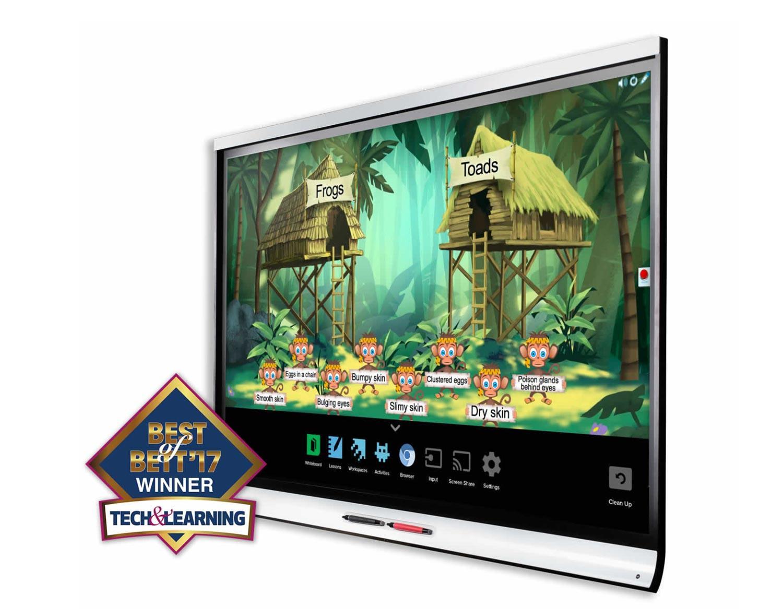 Monitor interattivo touch smart serie 6200 crea i tuoi for Crea i miei progetti gratuitamente