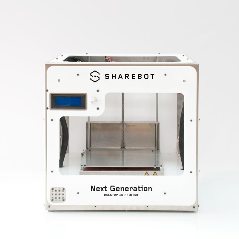 Sharebot kiwi 3d crea i tuoi progetti con matrici for Crea i tuoi progetti